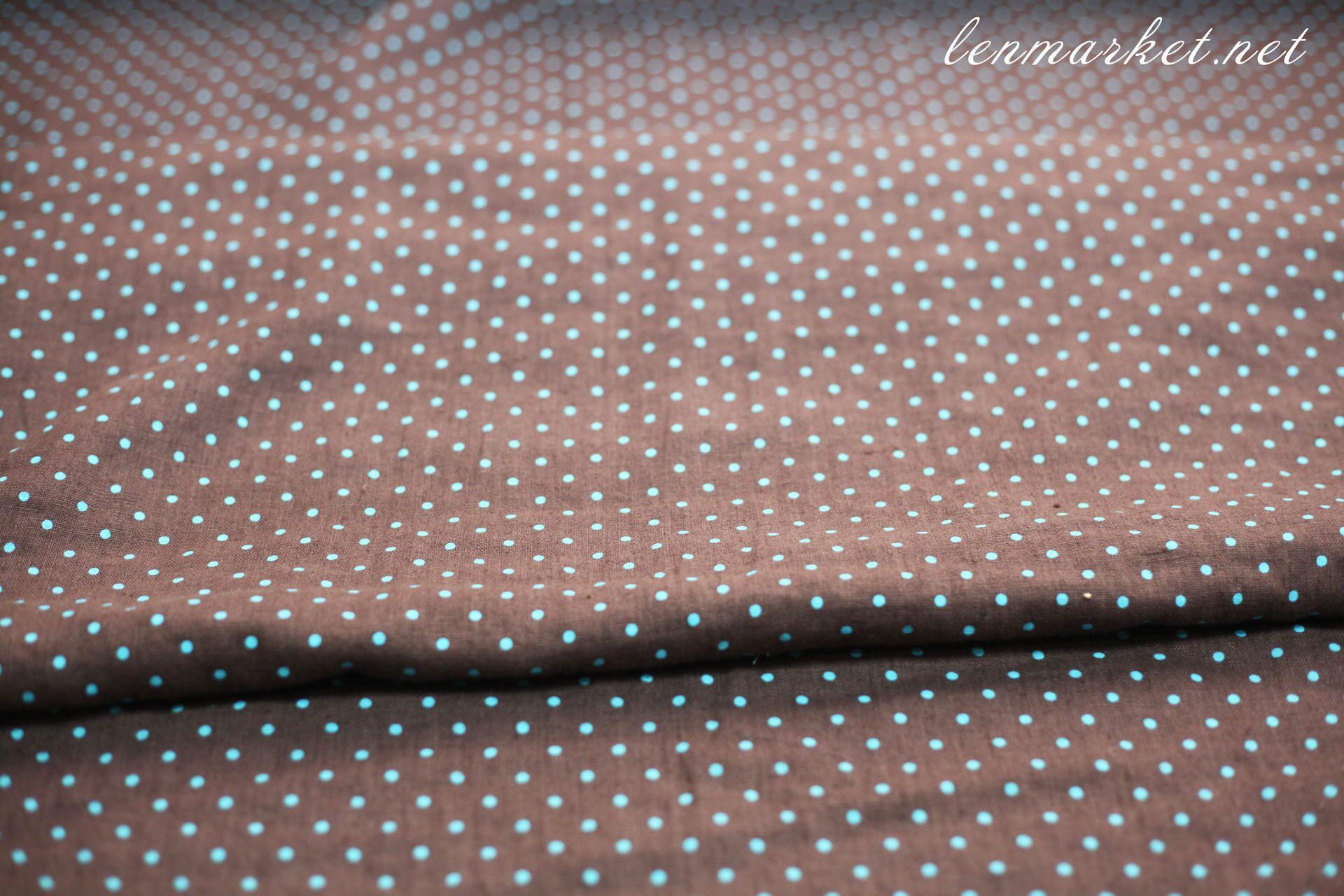 Кружево на ткани лента